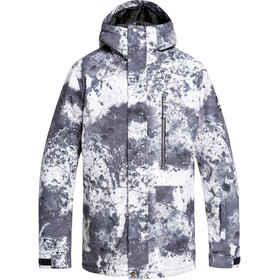 Quiksilver Mission Printed Giacca Uomo, castle rock splash